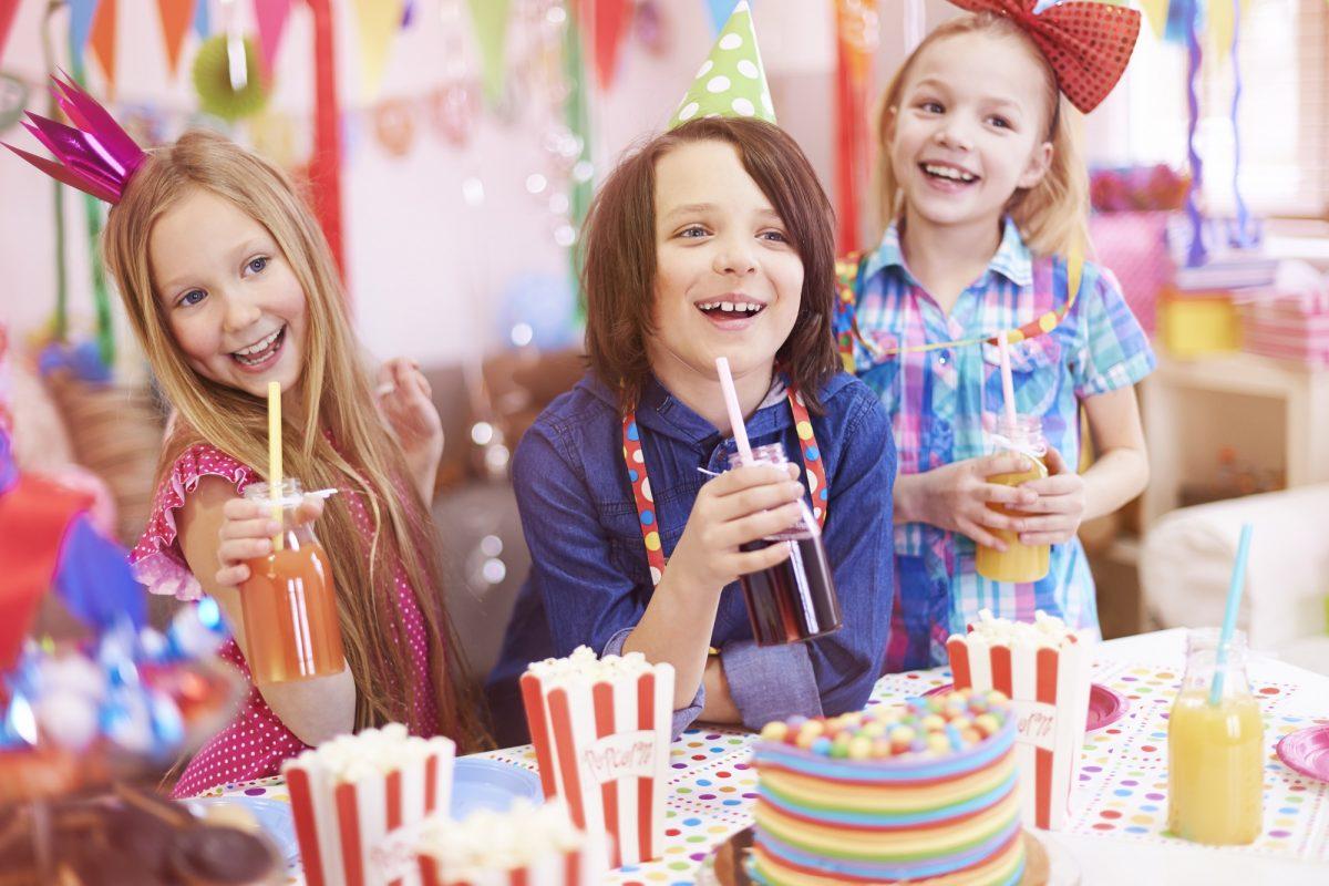 Planning verjaardagsfeestje